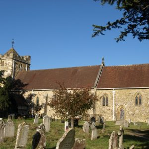 Newick Church