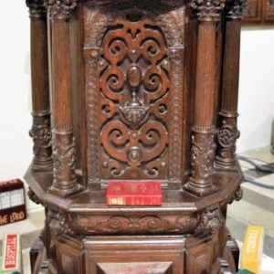 The Elizabethan pulpit