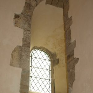 One of the Norman windows