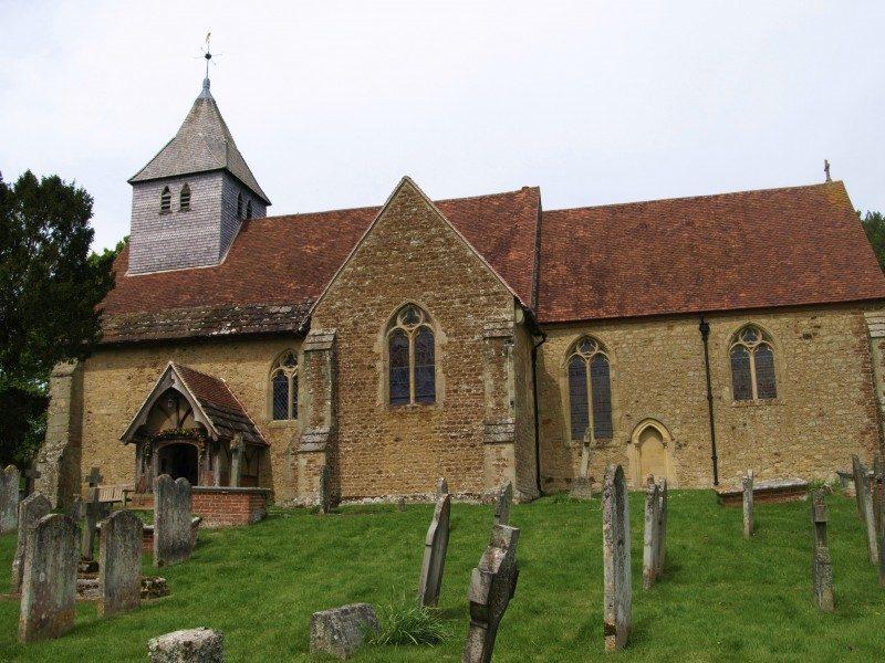 Dunsfold Church