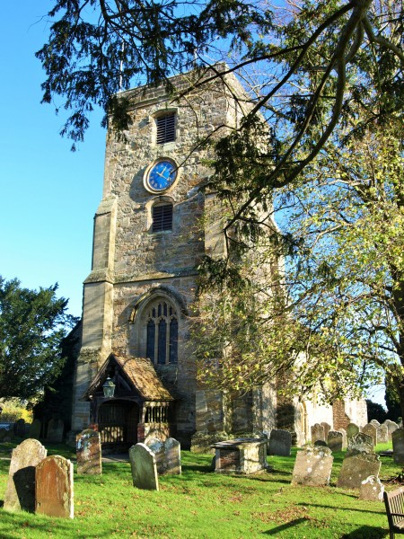 Kirdford Church