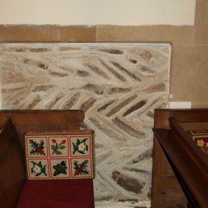 11th century herringbone masonry