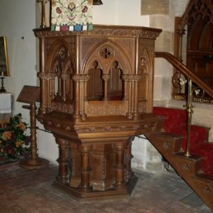 20th century pulpit