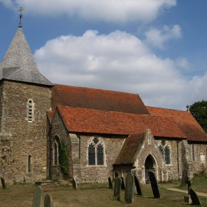Peasmarsh Church