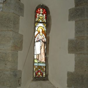 13th century chancel lancet