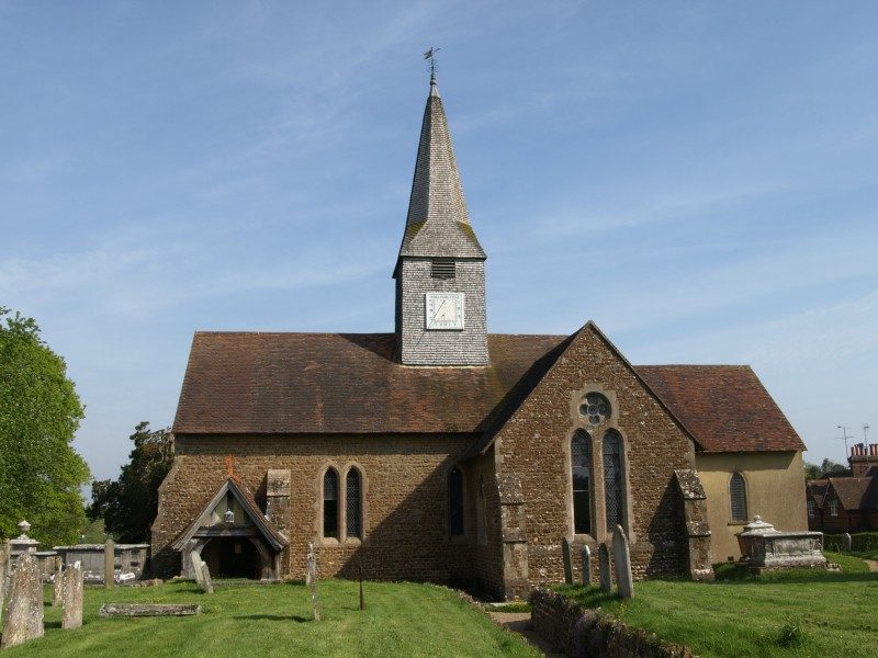 Thursley Church