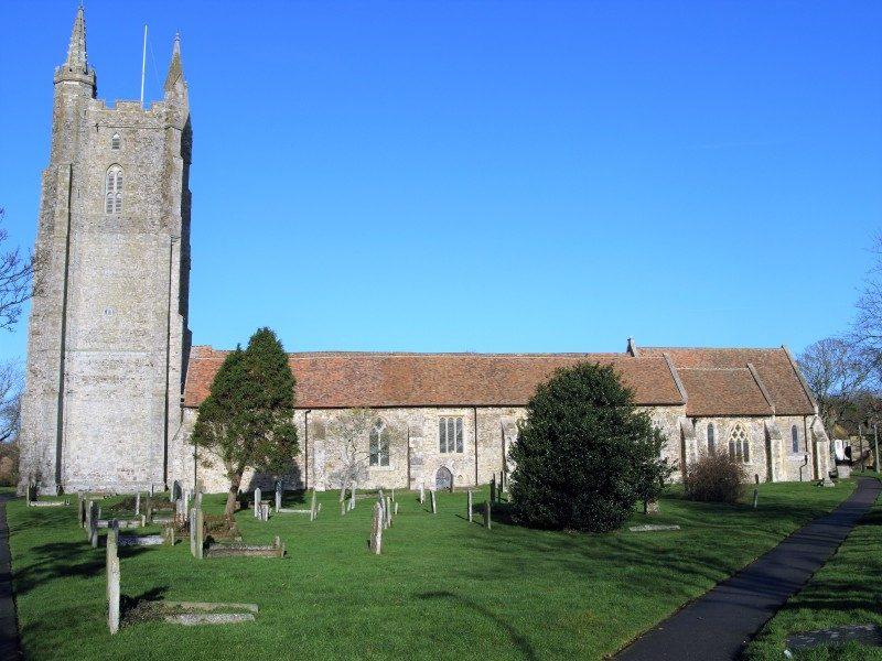 Lydd Church