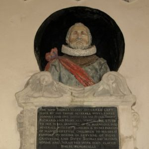 Thomas Godfrey memorial