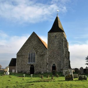 St Clement's Church, Old Romney