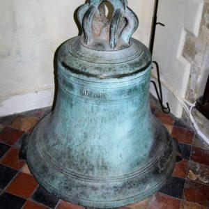 Medieval tenor bell