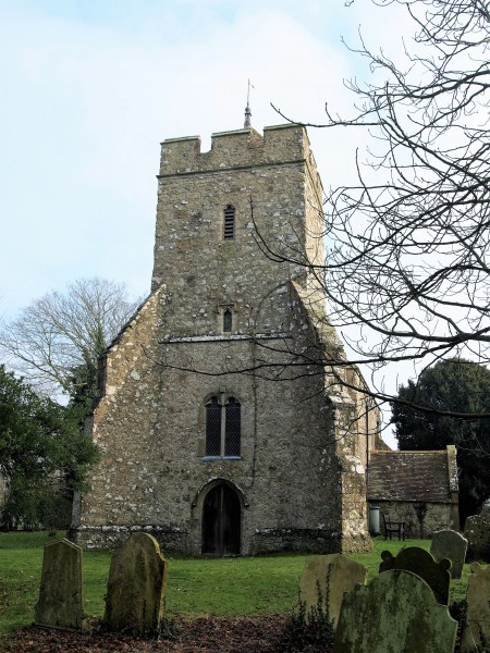 Burmarsh Church