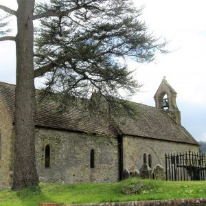 Barlavington church