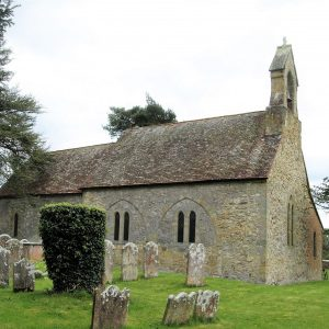 St Mary's from the north