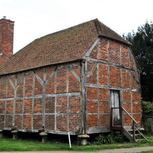 Early 17th century barn