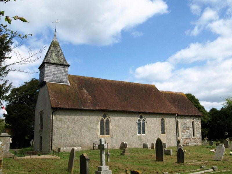 Eastergate church