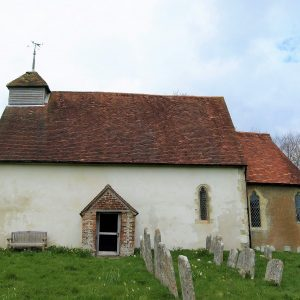 Upwaltham Church
