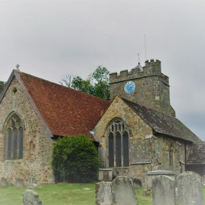 Waldron Church