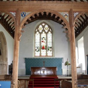 All Saints chancel