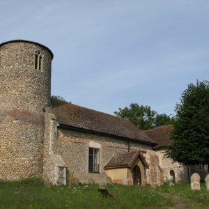 St Peter's from the south-west