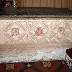 Elizabeth Howlys tomb