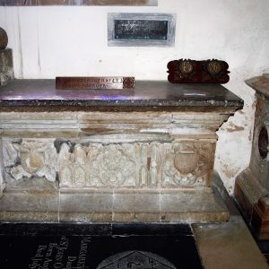 Sir John Oglander tomb