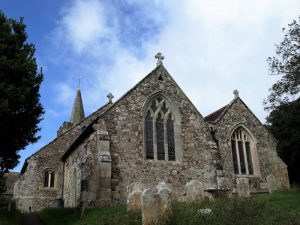 Mottistone Church