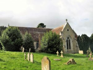 Calbourne Church