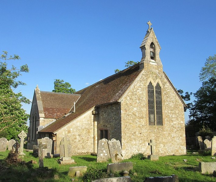Wootton Bridge Church