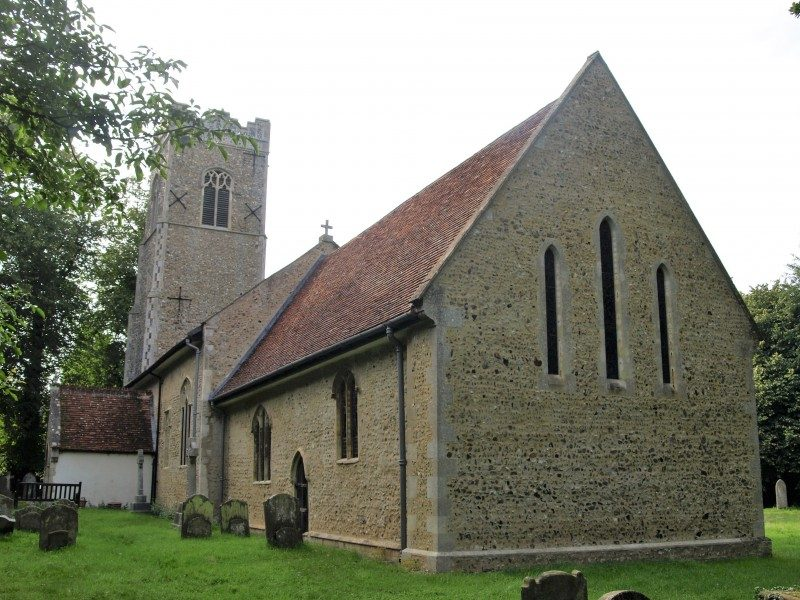 Darsham Church