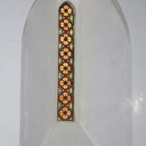 Early 13th century lancet window
