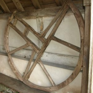 The timber bell wheel