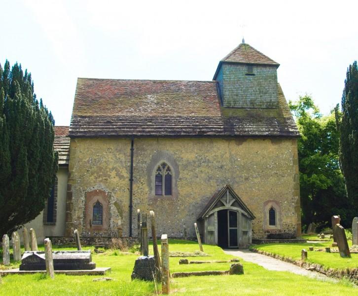Clayton church