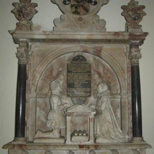 The Selwyn monument