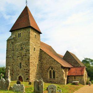 Guestling Church