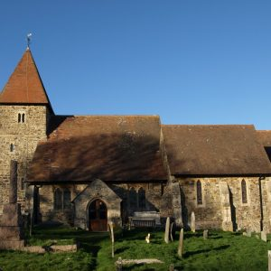 St Laurence from the south