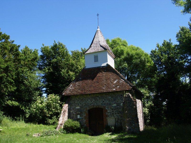 Lullington church
