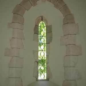 13th century north window