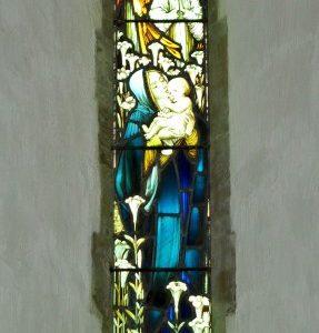 north chancel lancet - The Good Shepherd