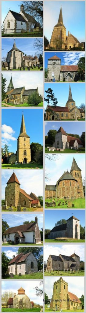 Weald & Downland Churches