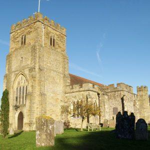Benenden church