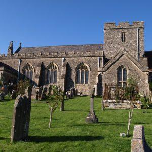 Boughton Monchelsea church