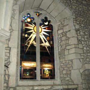 The unique Millennium window