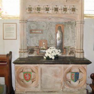 Sir Robert Oxenbridge tomb
