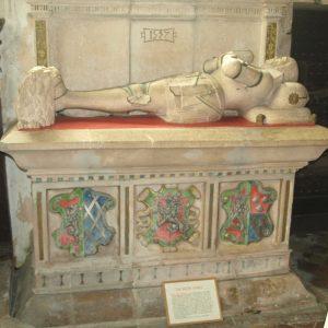Sir goddard Oxenbridge tomb