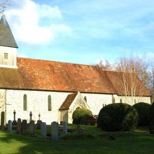 Extton church