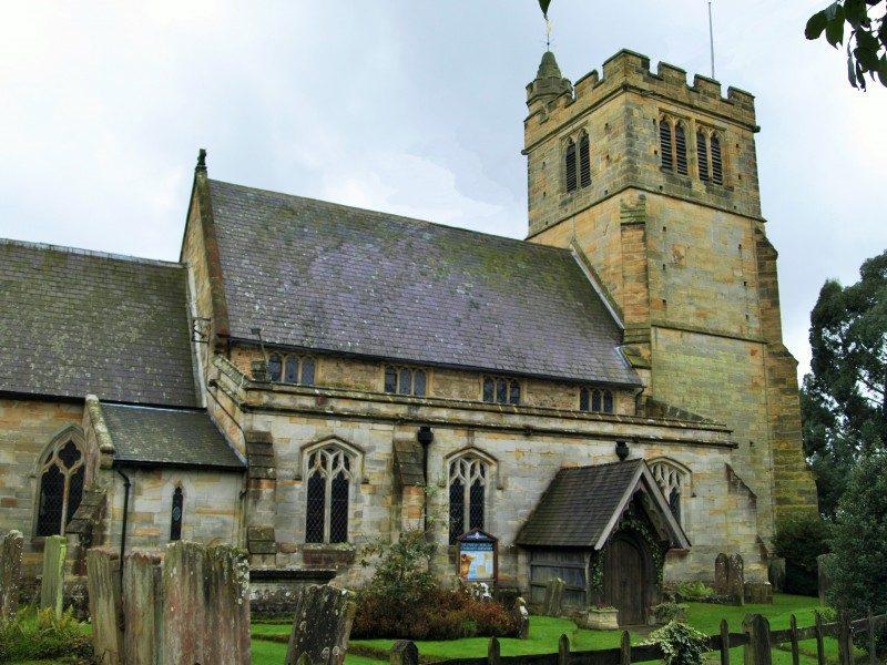 Horsmonden church