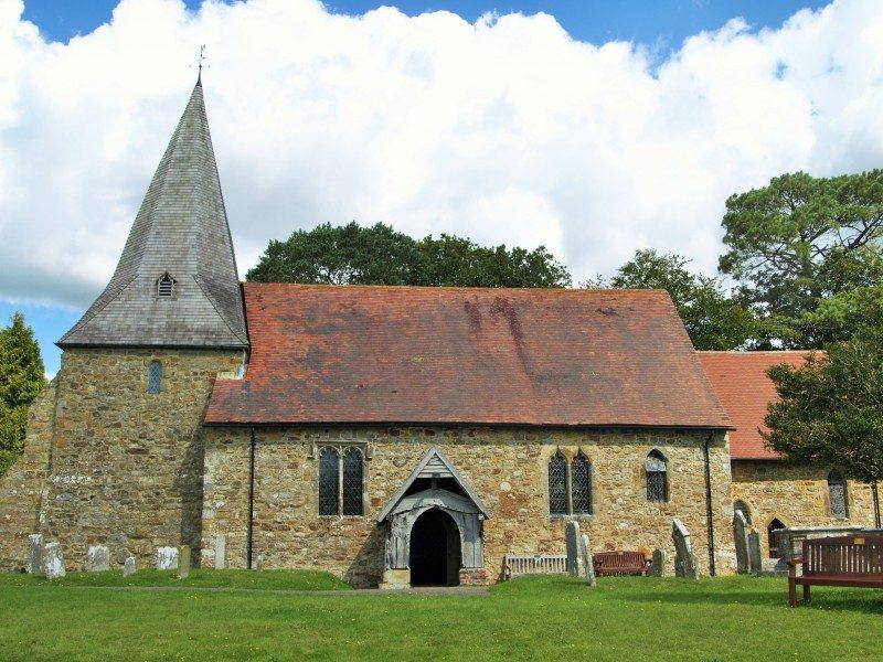 Mountfield church