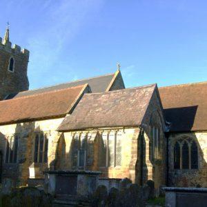 Rolvenden church