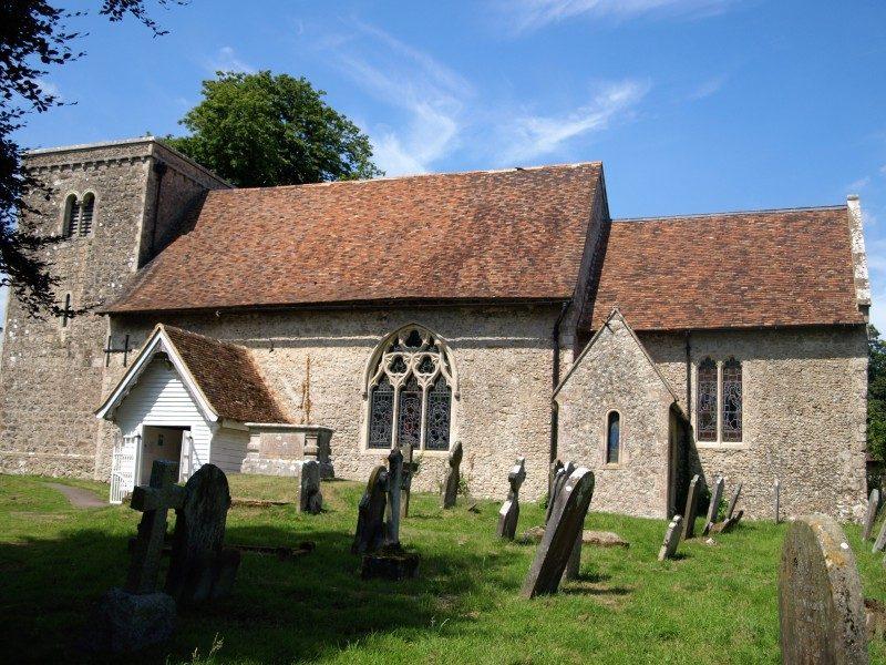 Smeeth church