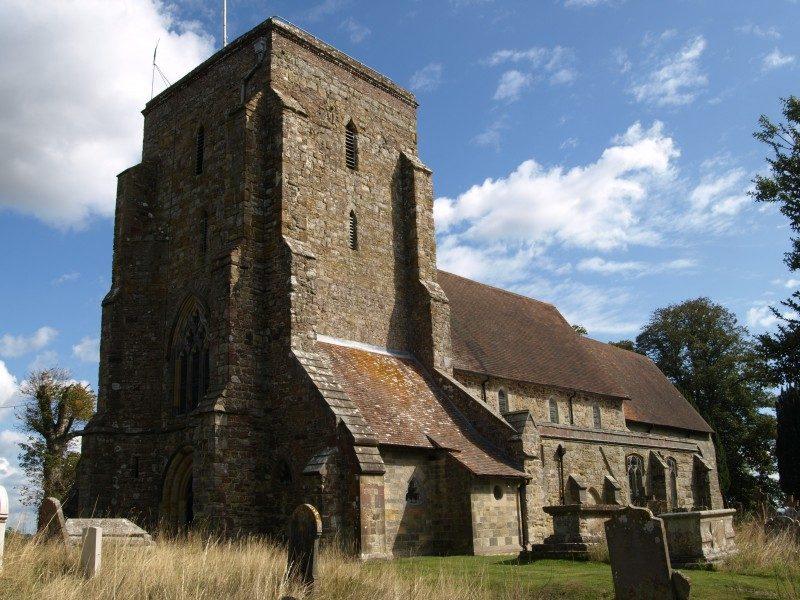 Sandhurst church
